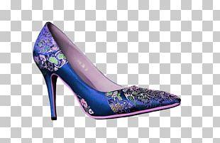 High-heeled Shoe Stiletto Heel Court Shoe Fashion PNG
