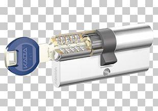 Pin Tumbler Lock Dormakaba Key Cylinder Lock PNG