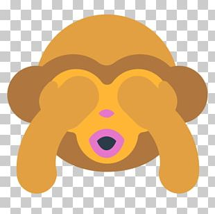 Emoji Three Wise Monkeys Emoticon PNG