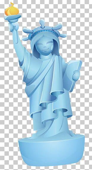 Statue Of Liberty Cartoon PNG