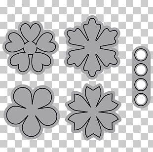 Die Cutting Steel Flower Craft PNG