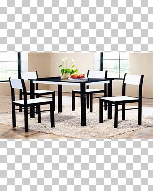 Table Dining Room Chair Garden Furniture Matbord PNG