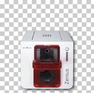 Evolis Card Printer Electronics PNG