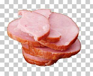 Ham Sausage Delicatessen Meat Capocollo PNG