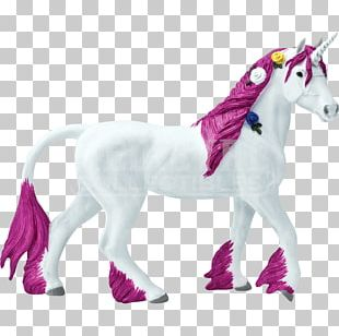 Invisible Pink Unicorn Legendary Creature Mythology Safari Ltd PNG
