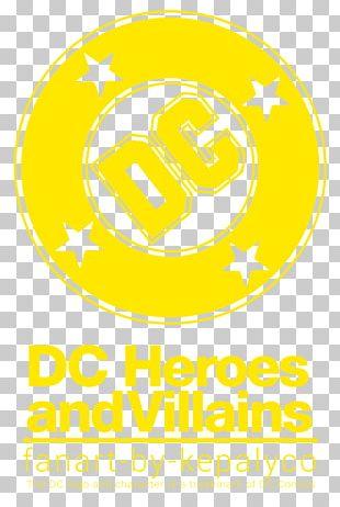 Superman HeroClix Logo DC Comics Brand PNG