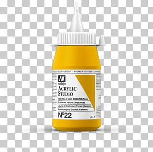 Acrylic Paint Quinacridone Pigment Color PNG