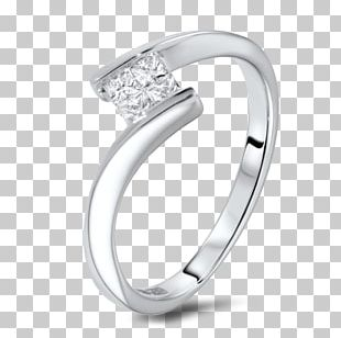 Wedding Ring Jewellery Engagement Ring Brilliant PNG