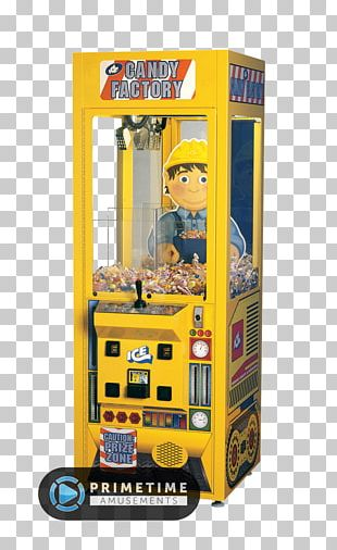GLOBAL AMUSEMENTS INC Pac-Man Arcade Game Machine PNG