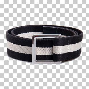 Belt Black And White Canvas PNG