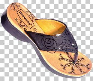 Flip-flops Slipper Shoe Footwear Leather PNG