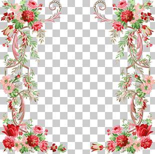 Flower Graphic Design PNG