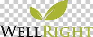 Logo Green Brand WellRight PNG