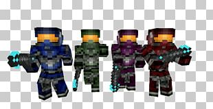 Minecraft Halo 4 Halo: The Master Chief Collection Halo: Reach PNG