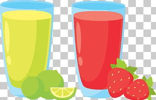 Orange Juice Smoothie Strawberry Juice Apple Juice PNG