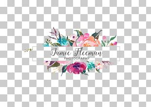 Floristry Logo Floral Design Watercolor Painting Flower PNG