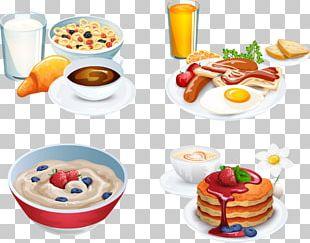 Full Breakfast Breakfast Cereal Vegetarian Cuisine Toast PNG