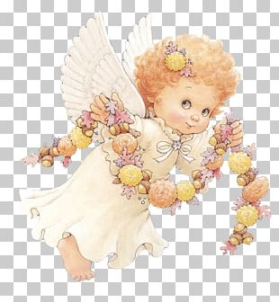 Angel Infant HOLLY BABES PNG
