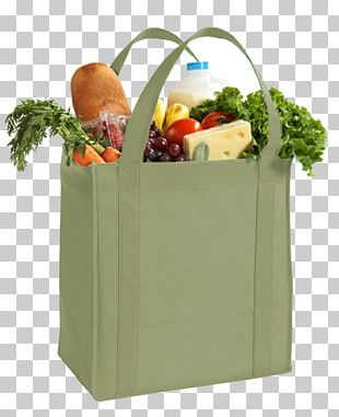 Reusable Shopping Bag Shopping Bags & Trolleys Grocery Store PNG