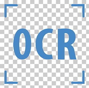 Optical Character Recognition Computer Icons Tesseract PNG
