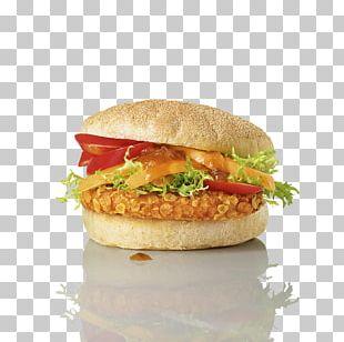 Salmon Burger Veggie Burger Hamburger Chicken Sandwich Buffalo Burger PNG