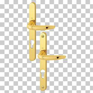 Door Handle Window Brass Menuiserie PNG