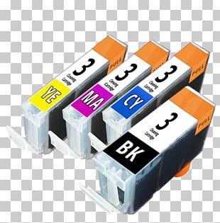 Druckkopf Lot X10 Cartouches D'encres Pgi 5 Cli 8 Noir Black Pour Imprimante Canon Pixma MP830 IP3300 MP600R Office Supplies Printer PNG