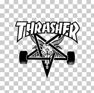 T-shirt Thrasher Presents Skate And Destroy Hoodie PNG