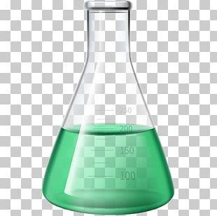 Laboratory Flask Liquid Test Tube PNG