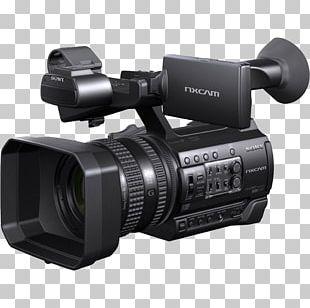 Sony NXCAM HXR-NX100 Video Cameras Exmor R PNG