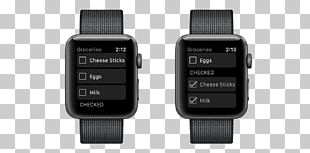 Apple Watch Series 2 Smartwatch PNG