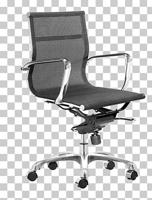 Eames Lounge Chair Office & Desk Chairs Furniture PNG
