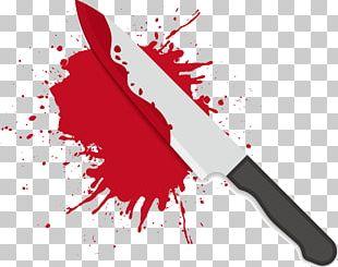 Knife Blood PNG