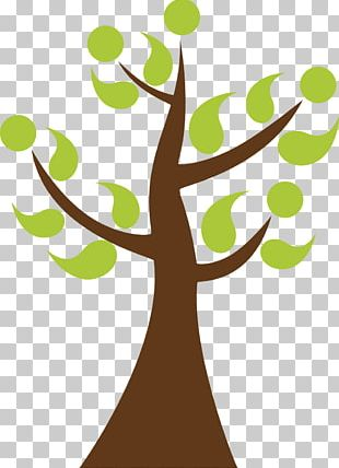 Abstract Tree PNG
