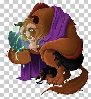 Beast Belle Cartoon Comics Comic Book PNG