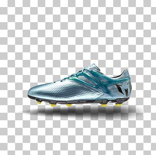 Cleat Football Boot Adidas Shoe Blue PNG