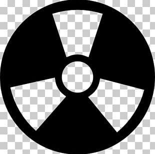 Radioactive Decay Radiation Symbol Radioactive Contamination PNG