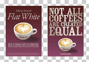 Espresso Flat White Doppio Instant Coffee Ristretto PNG