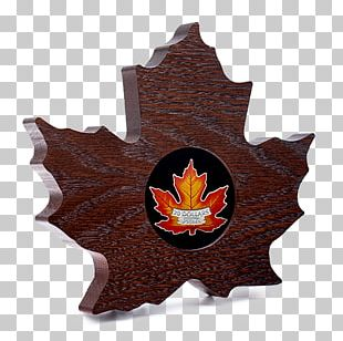 Maple Leaf Canada Silver Maple PNG