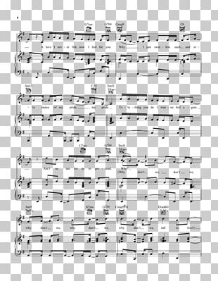 Sheet Music Piano Musical Composition Composer PNG
