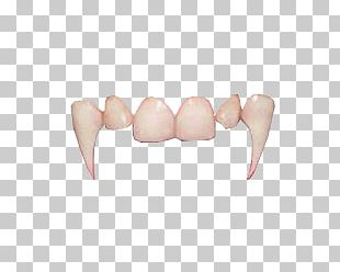 Vampire Teeth PNG