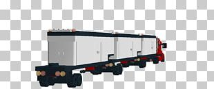Cargo Semi-trailer Truck Commercial Vehicle PNG