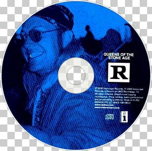 Compact Disc Queens Of The Stone Age Rated R Album Songs For The Deaf PNG
