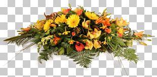 Floral Design Flower Bouquet Funeral Cut Flowers PNG