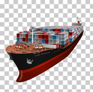 Panamax Boat Cargo Watercraft PNG
