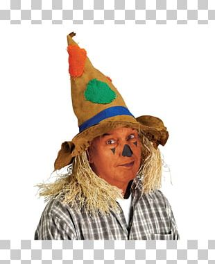 Scarecrow The Wizard Of Oz Hat Costume Robe PNG