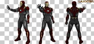 Iron Man Spider-Man Captain America Marvel Cinematic Universe Art PNG