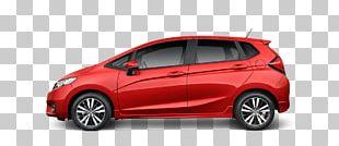 Honda Fit 2018 Honda HR-V Car Honda CR-V PNG