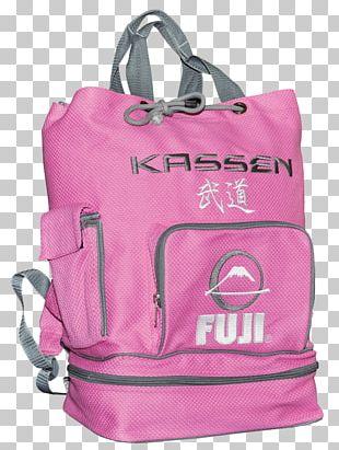 Handbag Backpack Brazilian Jiu-jitsu Gi PNG