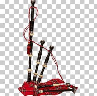 Bagpipes Royal Stewart Tartan Wind Instrument Musical Instruments PNG
